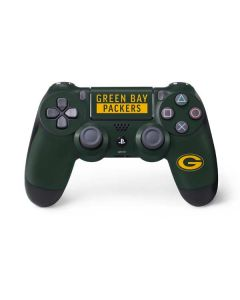 Green Bay Packers Green Performance Series PS4 Controller Skin