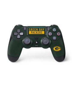Green Bay Packers Green Performance Series PS4 Pro/Slim Controller Skin