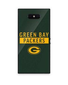 Green Bay Packers Green Performance Series Razer Phone 2 Skin