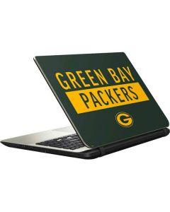 Green Bay Packers Green Performance Series Satellite L50-B / S50-B Skin