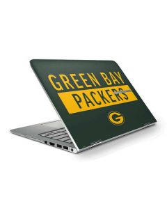 Green Bay Packers Green Performance Series HP Stream Skin