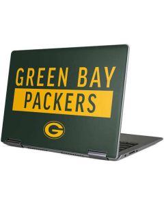 Green Bay Packers Green Performance Series Yoga 710 14in Skin