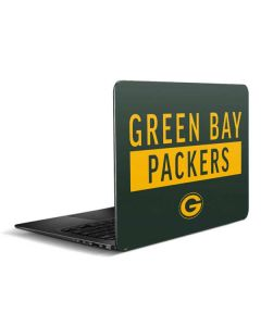 Green Bay Packers Green Performance Series Zenbook UX305FA 13.3in Skin