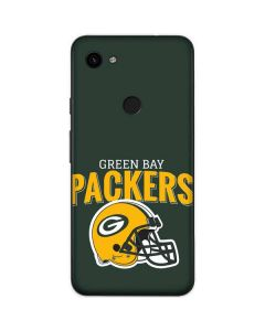 Green Bay Packers Helmet Google Pixel 3a Skin