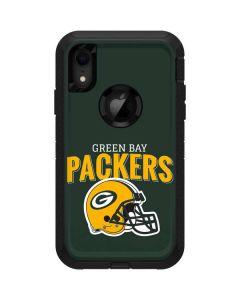 Green Bay Packers Helmet Otterbox Defender iPhone Skin