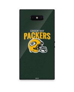 Green Bay Packers Helmet Razer Phone 2 Skin
