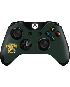 Green Bay Packers Helmet Xbox One Controller Skin