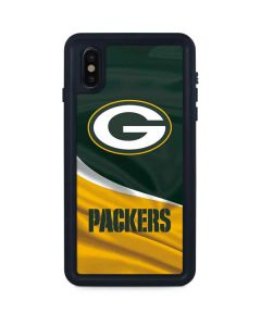 Green Bay Packers iPhone XS Max Waterproof Case
