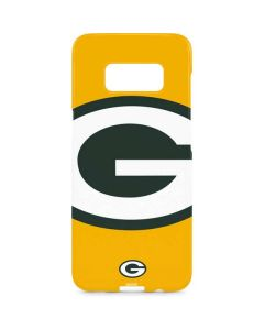 Green Bay Packers Large Logo Galaxy S8 Plus Lite Case