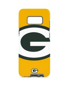 Green Bay Packers Large Logo Galaxy S8 Pro Case