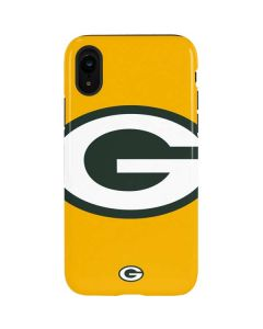 Green Bay Packers Large Logo iPhone XR Pro Case