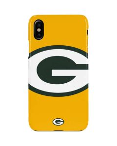 Green Bay Packers Large Logo iPhone XS Max Lite Case