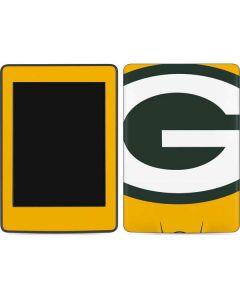 Green Bay Packers Large Logo Amazon Kindle Skin
