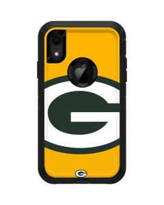 Green Bay Packers Large Logo Otterbox Defender iPhone Skin