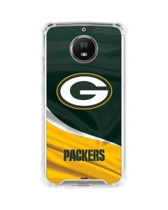 Green Bay Packers Moto G5S Plus Clear Case