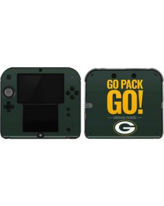 Green Bay Packers Team Motto 2DS Skin