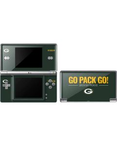 Green Bay Packers Team Motto DS Lite Skin