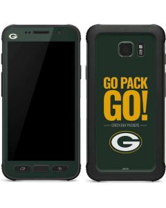 Green Bay Packers Team Motto Galaxy S7 Active Skin