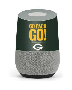 Green Bay Packers Team Motto Google Home Skin