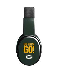 Green Bay Packers Team Motto Skullcandy Crusher Wireless Skin