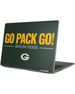 Green Bay Packers Team Motto Yoga 710 14in Skin