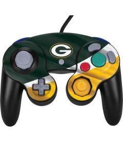 Green Bay Packers Nintendo GameCube Controller Skin