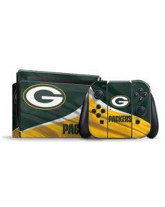 Green Bay Packers Nintendo Switch Bundle Skin