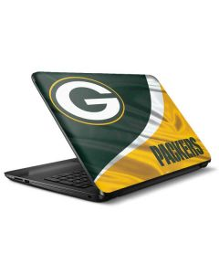 Green Bay Packers HP Notebook Skin