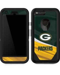 Green Bay Packers Otterbox Defender Pixel Skin