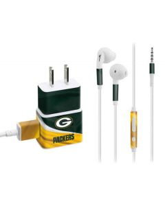 Green Bay Packers Phone Charger Skin