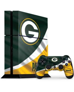 Green Bay Packers PS4 Console and Controller Bundle Skin