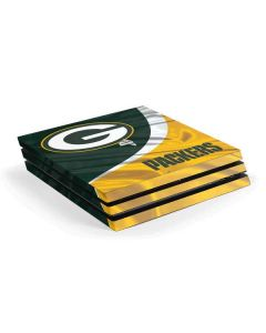 Green Bay Packers PS4 Pro Console Skin