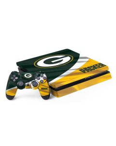 Green Bay Packers PS4 Slim Bundle Skin