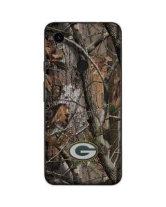 Green Bay Packers Realtree AP Camo Google Pixel 3a Skin