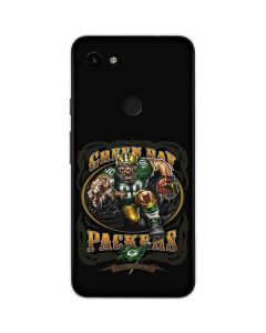 Green Bay Packers Running Back Google Pixel 3a Skin