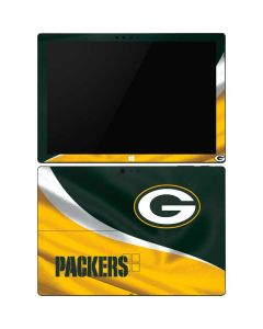 Green Bay Packers Surface Pro 6 Skin