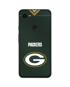 Green Bay Packers Team Jersey Google Pixel 3a Skin