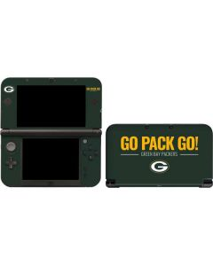 Green Bay Packers Team Motto 3DS XL 2015 Skin