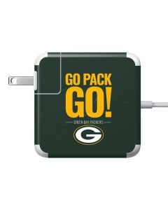 Green Bay Packers Team Motto Apple Charger Skin