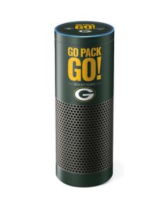 Green Bay Packers Team Motto Amazon Echo Skin
