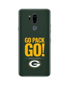 Green Bay Packers Team Motto G7 ThinQ Skin