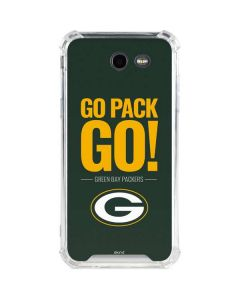 Green Bay Packers Team Motto Galaxy J3 (2017) Clear Case