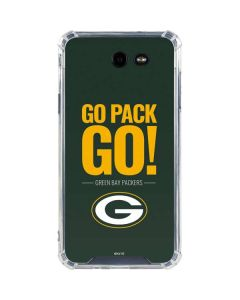 Green Bay Packers Team Motto Galaxy J7 (2017) Clear Case