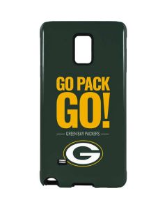 Green Bay Packers Team Motto Galaxy Note 4 Pro Case