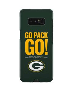 Green Bay Packers Team Motto Galaxy Note 8 Lite Case