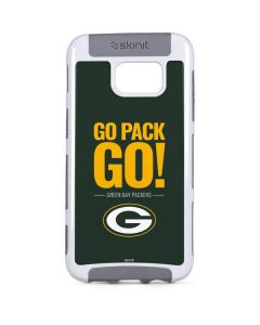 Green Bay Packers Team Motto Galaxy S7 Edge Cargo Case