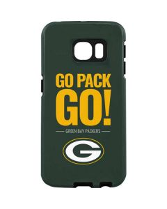Green Bay Packers Team Motto Galaxy S7 Edge Pro Case