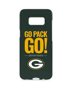 Green Bay Packers Team Motto Galaxy S8 Plus Lite Case