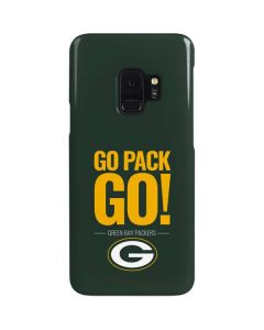 Green Bay Packers Team Motto Galaxy S9 Lite Case