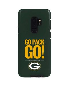 Green Bay Packers Team Motto Galaxy S9 Plus Pro Case